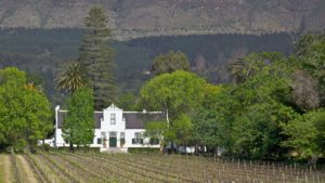 Richmond Wine Society explores South Africa @ The Britannia Pub