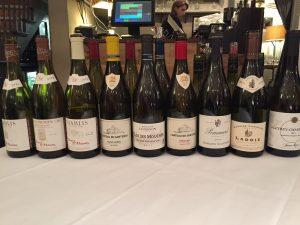 St Margarets Burgundy line up