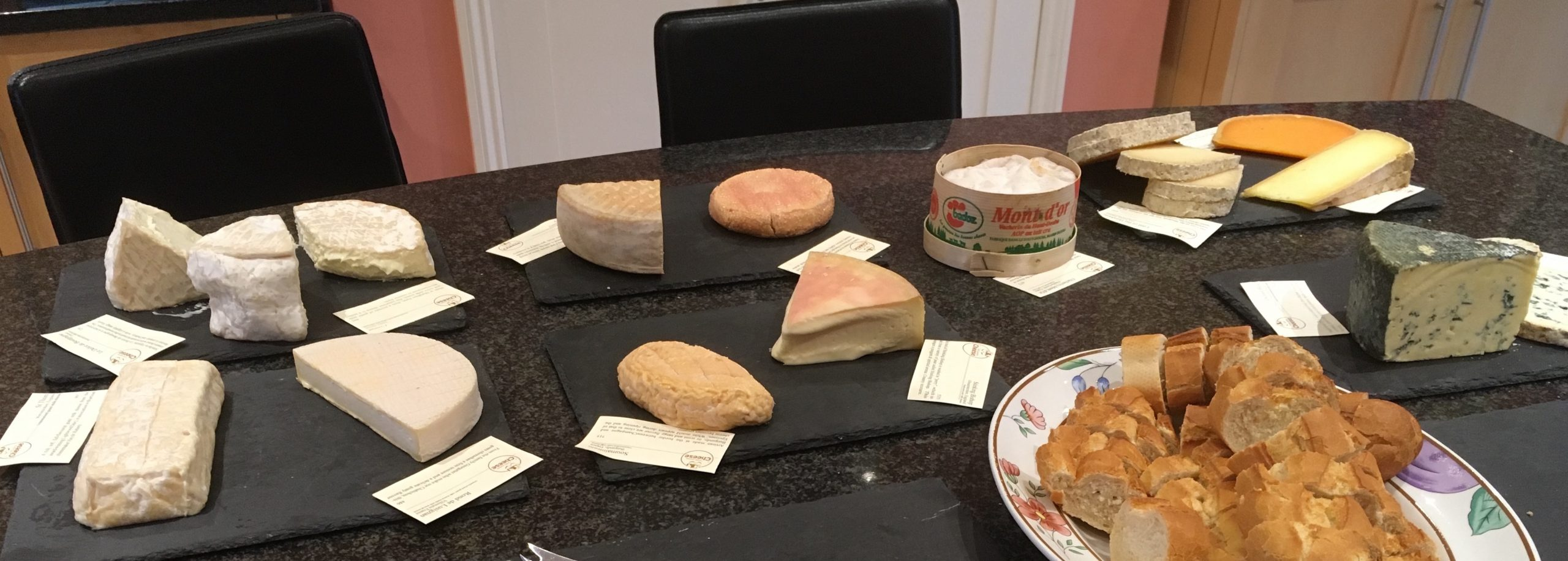 England vs France – Cheese not Rugby!