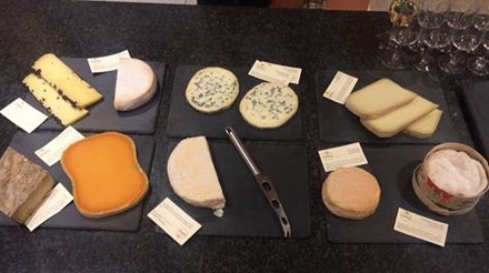 Cheese Course starts in France