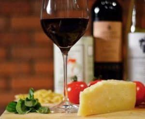 The Cheese Course - Veneto and Piemonte @ Home | England | United Kingdom