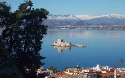 Richmond and Teddington explore wines from some Mediterranean Islands